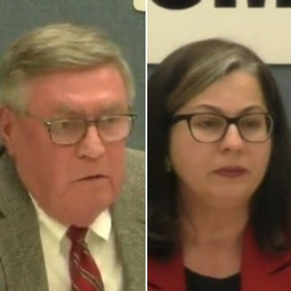 Steve Cummings, Lori Palmeri win Oshkosh mayoral primary, advance to April election