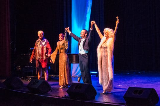 """""""Hollywood Revisited — A Glamorous Musical Theater Extravaganza"""" at Modernism Week in Palm Springs"""