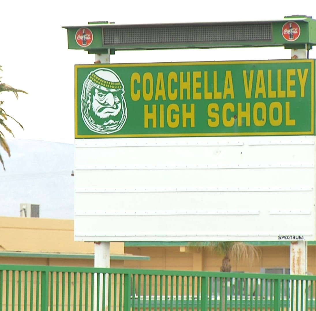School board member violates board policy, sets off student outrage at Coachella Valley High School