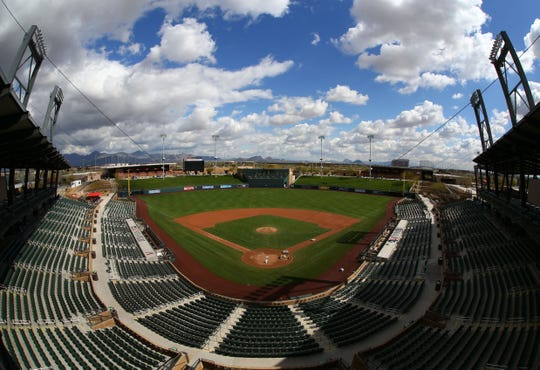 For four weeks, games play out across the Valley at parks that provide an intimacy not available at regular-season stadiums.