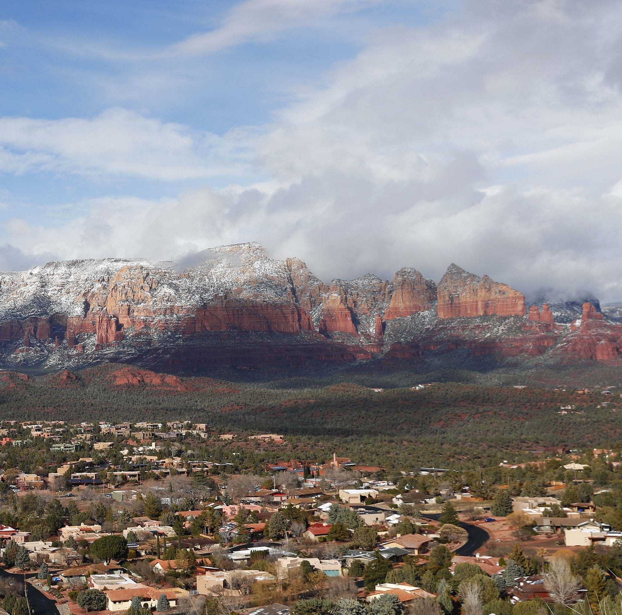 Winter storm to bring snow, rain to Arizona