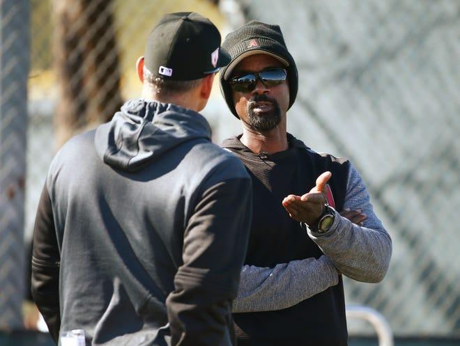 "The Arizona Diamondbacks have ""parted ways"" with hitting coach Darnell Coles."