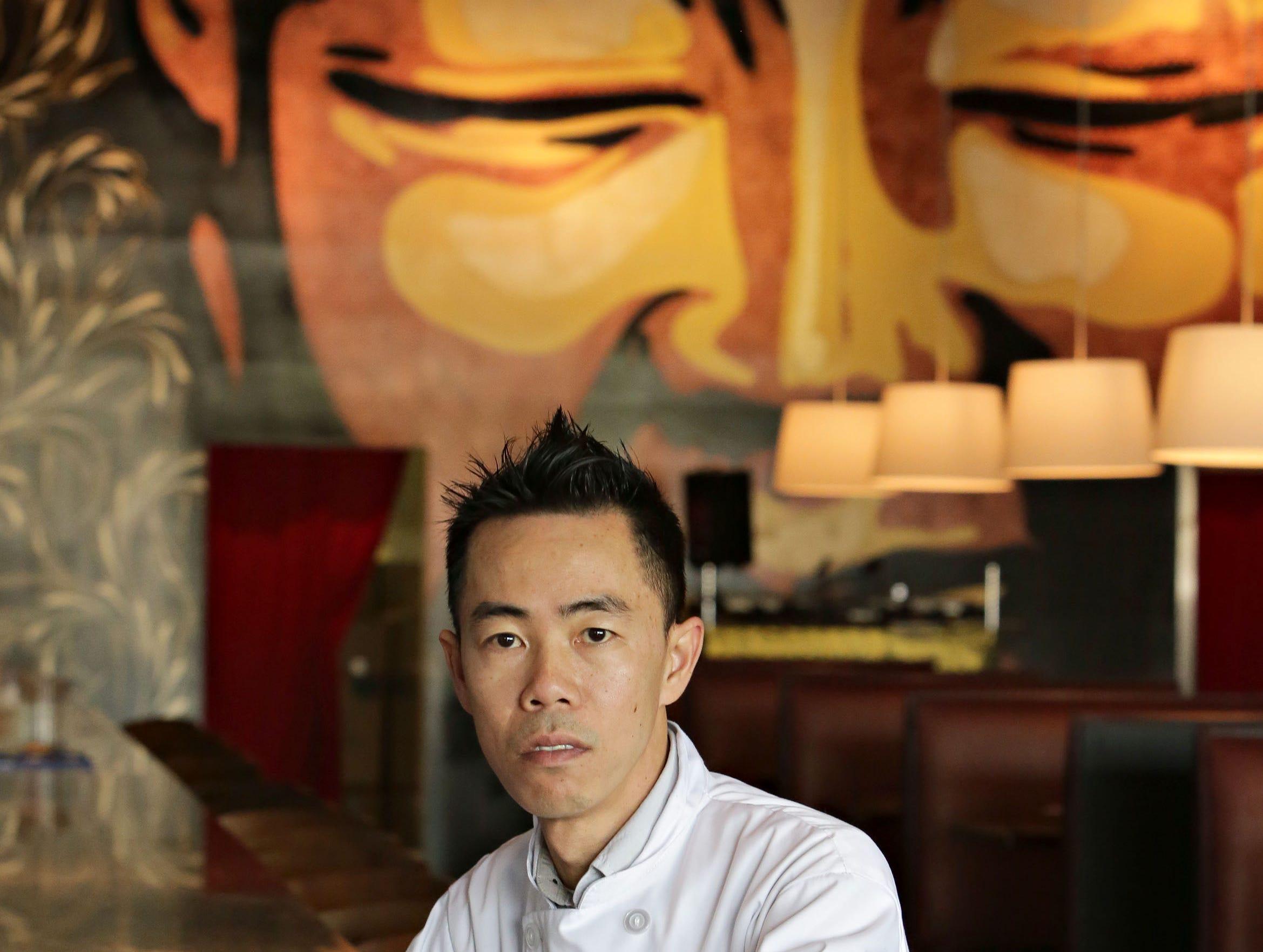 Johnny Chu of RedThai southeast asian kitchen