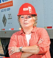 Linda Rockwell became a Valley leader in metal recycling after she opened Consolidated Resources Inc.