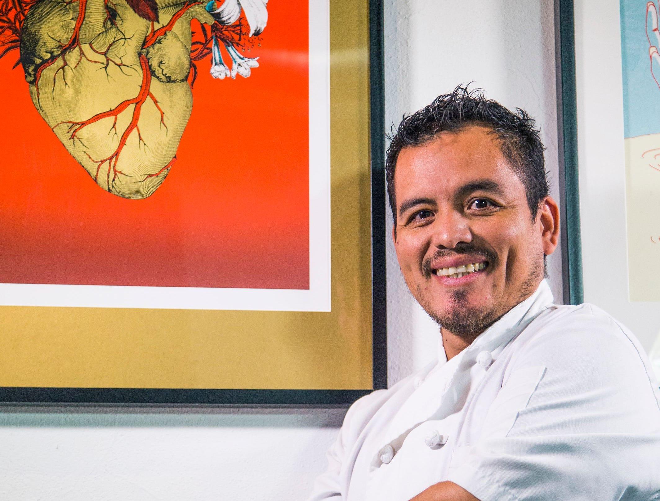 Carlos Diaz of Otro Cafe