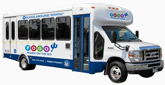 Peoria is launching its first free-to-ride circulator bus route in April