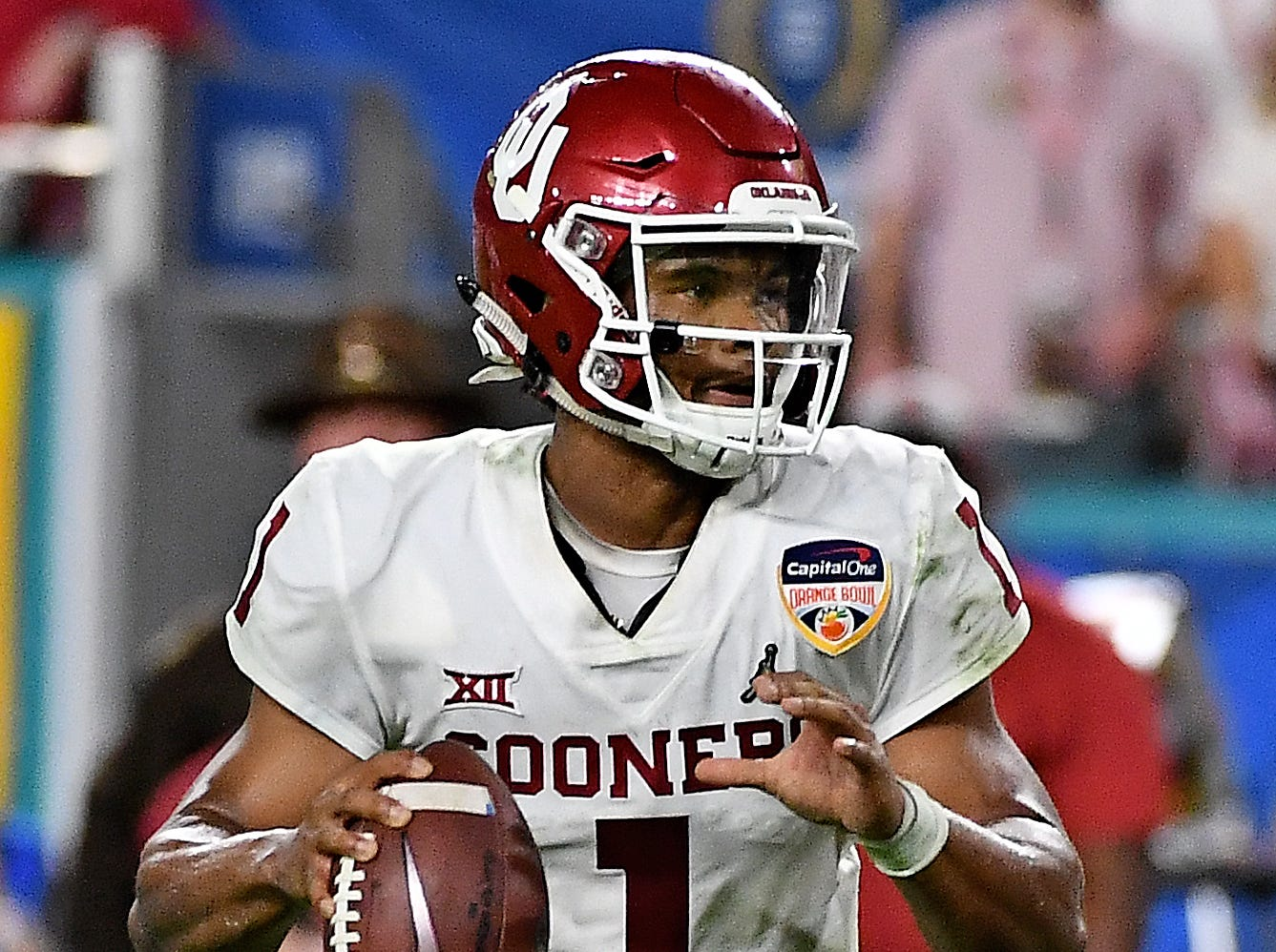 How would Kyler Murray look in an Arizona Cardinals uniform?