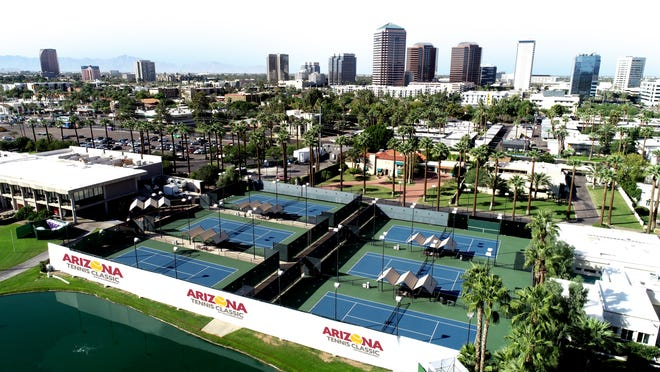 The Arizona Tennis Classic will take place March 11-17 at the Phoenix Country Club.