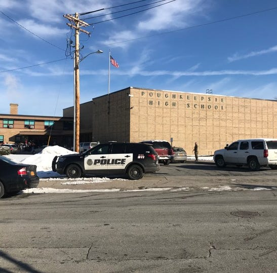 Poughkeepsie High School student to be charged with making threats leading to lockdown: police