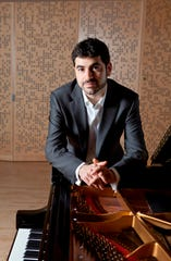 """Pianist Michael Brown will perform the program """"Boats and Barcarolles,""""   Feb. 24 in Beacon."""