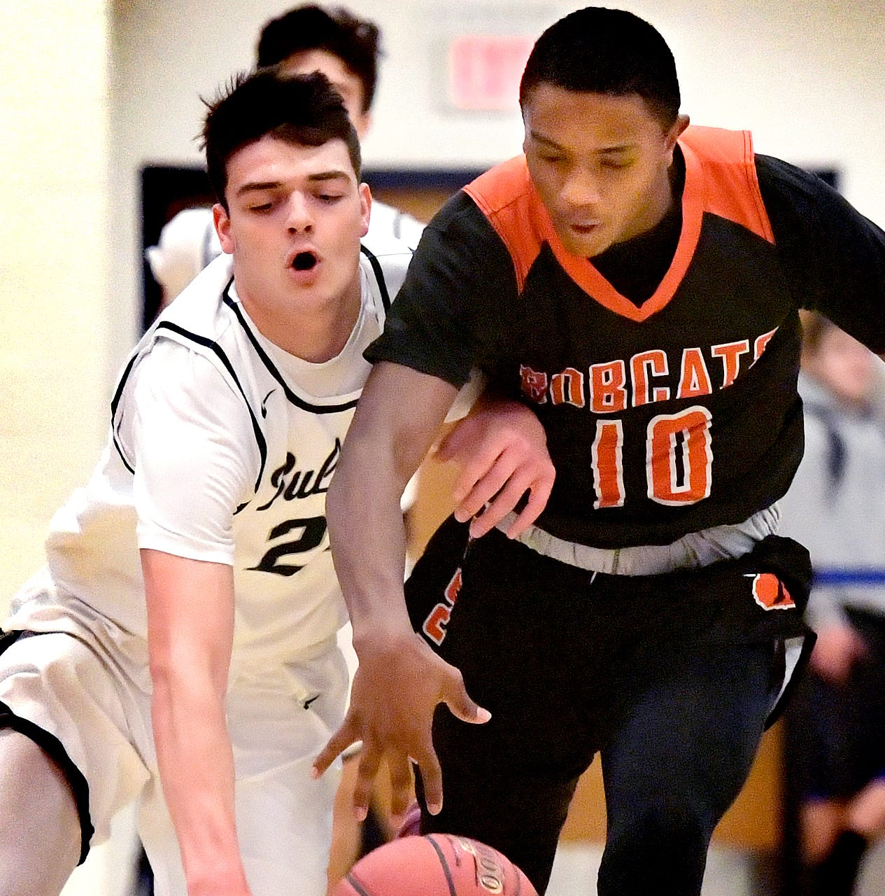 DISTRICT 3 BASKETBALL, MONDAY, FEB. 18: Northeastern boys nip West York, earn state berth