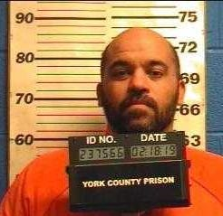 Daniel L. Woodruff, 37, of Lewisberry, charged with aggravated assault and several related charges.
