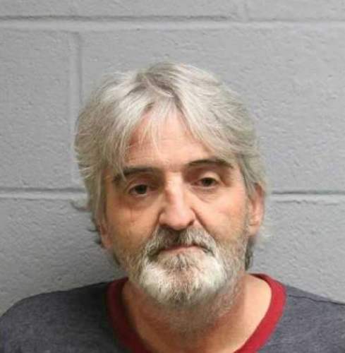 Richard Jeffrey Manion, arrested for robbery, terroristic threats, theft and simple assault.