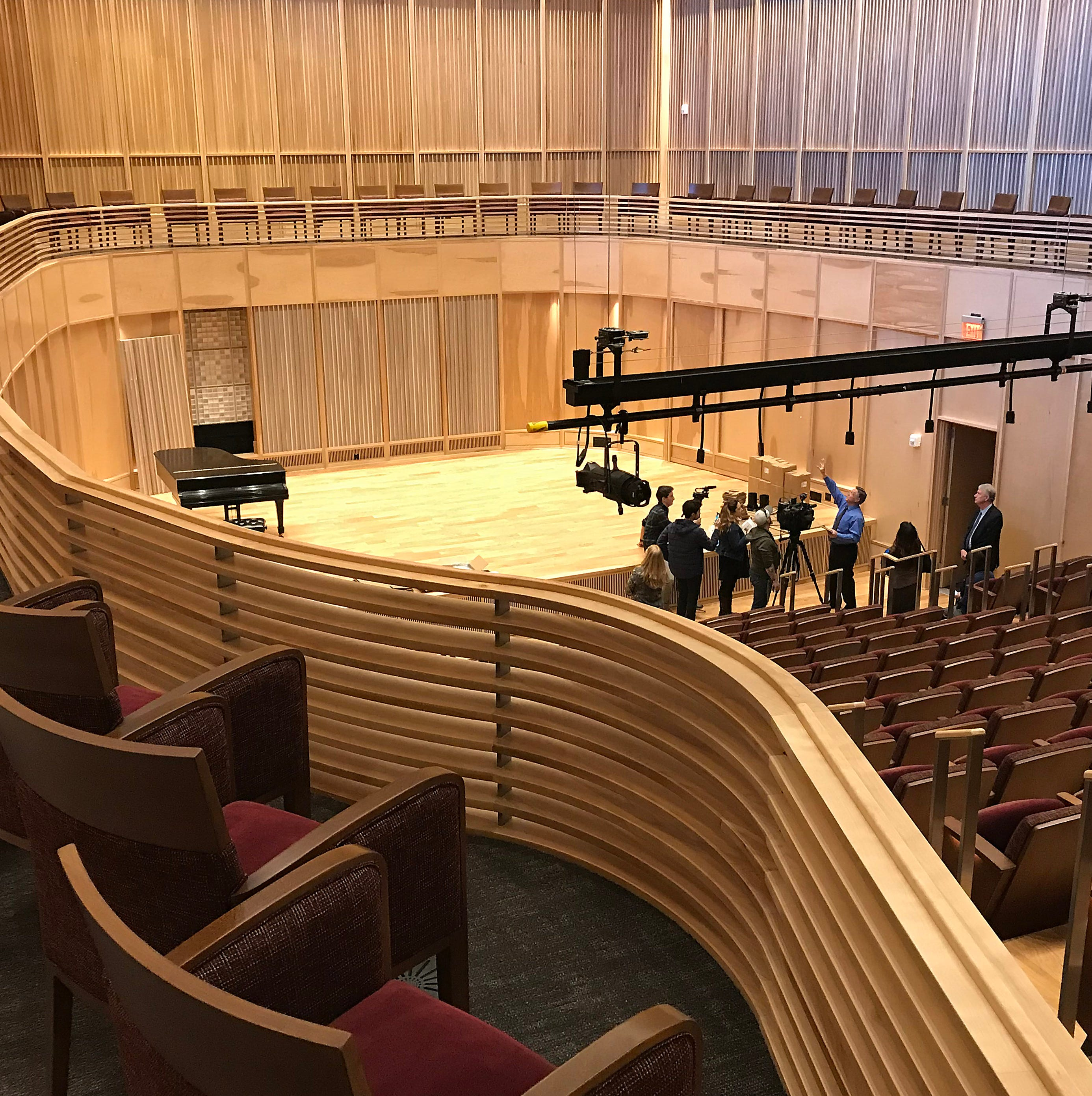 UNR to open $35 million Arts Building with museum, recital hall, recording studio