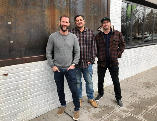 From left: Carver Wright, Hassan Mahmood and Dave Scanlon are the new owners of Imperial Bar & Lounge, a popular downtown Reno spot.