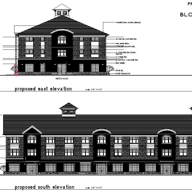 Retail, apartment complex proposed at former Jim's restaurant site