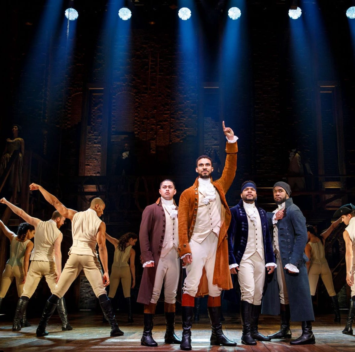 'Hamilton' $10 ticket lottery announced