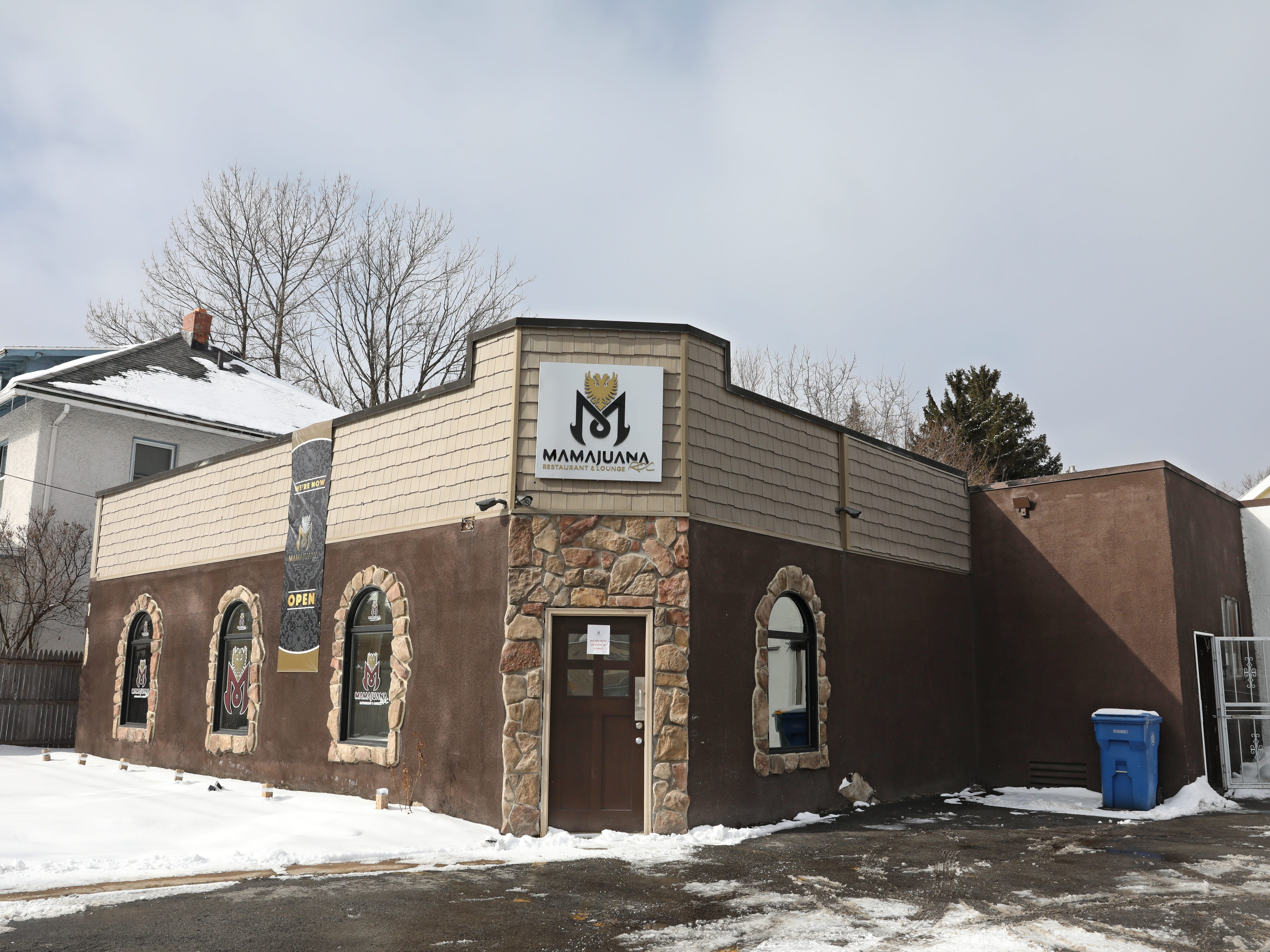 MamaJuana Restaurant and Lounge, 2260 Clifford Ave. in Rochester, is much bigger than it appears from the outside.