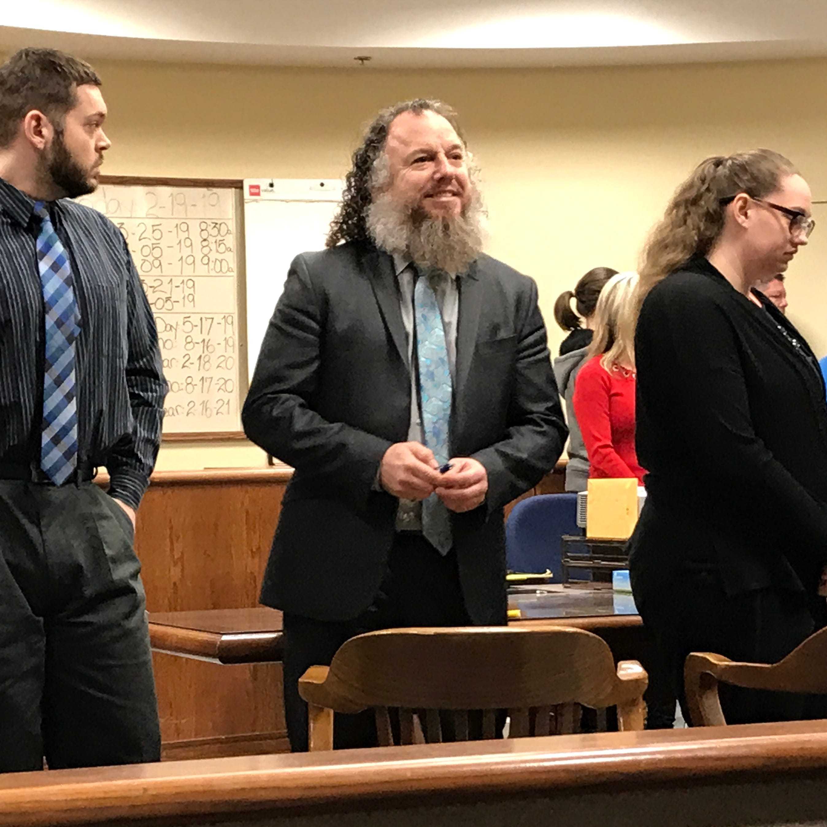 Anderson parents found guilty in death of their 3-month-old baby