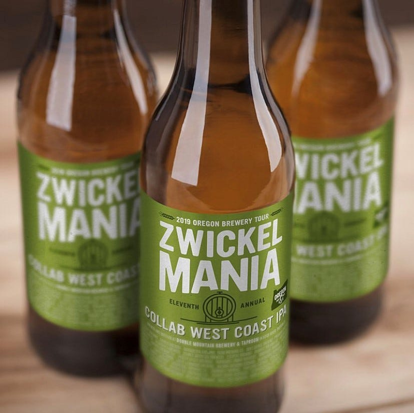 Zwickelmania, statewide craft beer celebration, returns on Feb. 23