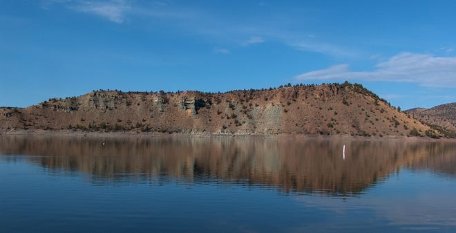 Prineville Reservoir is a regular stop on the Oregon Bass & Panfish Club's list of club outings later in the year.