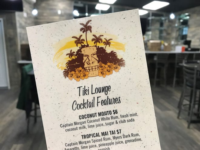 Tiki Lounge & Sports Bar is a new bar opening soon in East Salem.