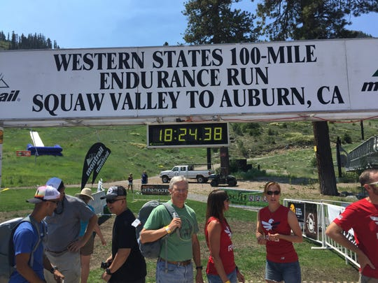 Local ultramarathoner and author Gary Dudney runs multiple 100-mile races across the United States every year. As of February 2019 he's run 100-mile races in 32 of 50 states in the country.