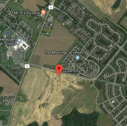Crew member killed after being struck by concrete truck in Lewes: Police