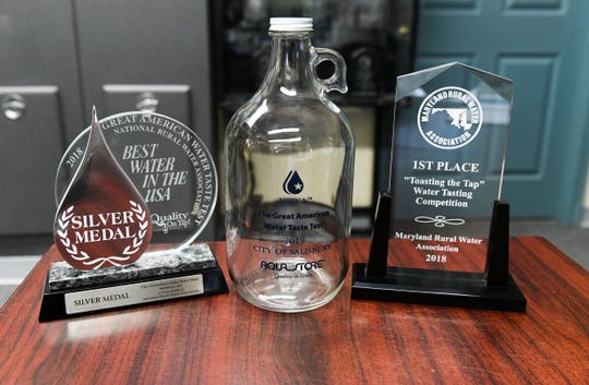 "Salisbury's Water Division has recently won the 2018 1st Place in ""Tasting the Tap"" Water Tasting Competition hosted by the Maryland Rural Water Association."