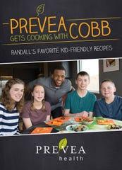 Randall Cobb will sign cookbooks at Festival Foods on Thursday, Feb. 28, 2019.