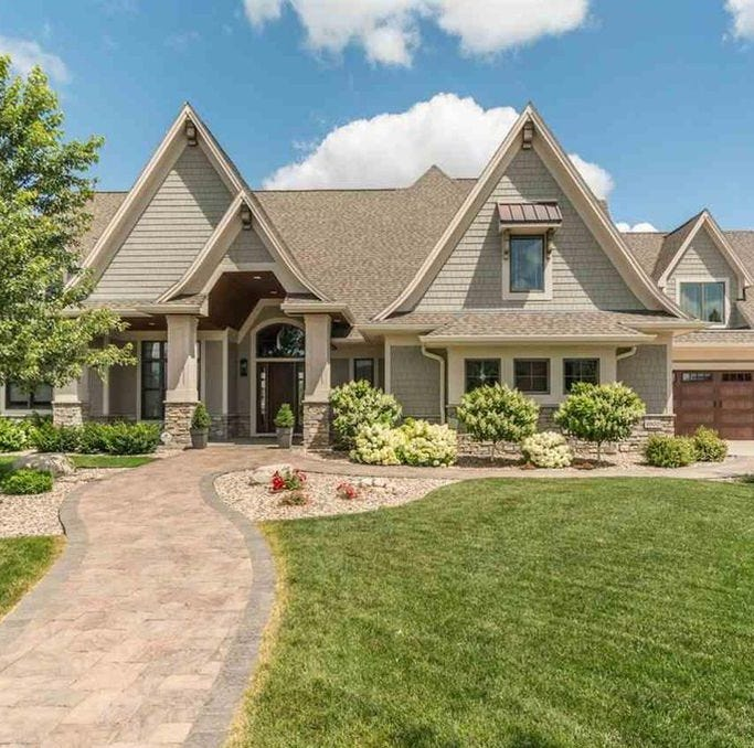 $1.47 million Prairie Hills home with gun range, climbing walls tops home sales list