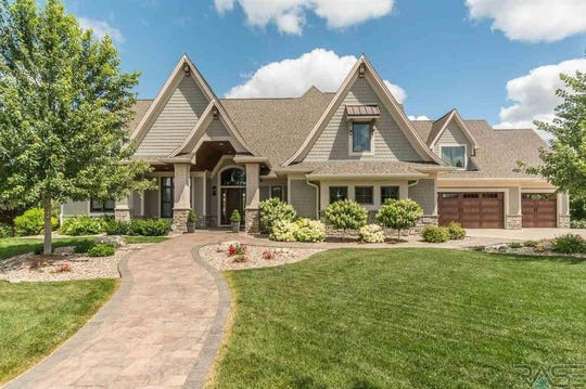 This Prairie Hills home in south Sioux Falls sold for $1.47 million, topping our home sales report for the Sioux Falls metro area the week of Dec. 31.