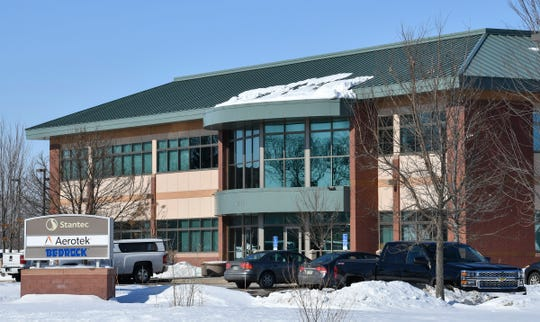 Software company riteSOFT plans to move into this building at 3717 23rd St. S in St. Cloud next month.