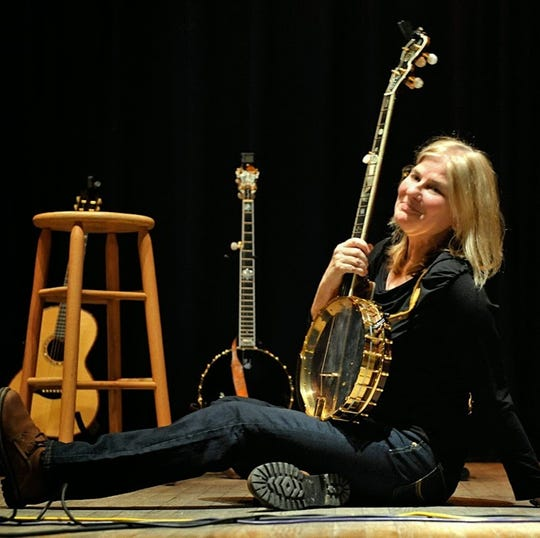 """Mary Z. Cox will celebrate the release of her CD """"Carolina Banjo"""" at 8 p.m. Friday at Blue Tavern."""