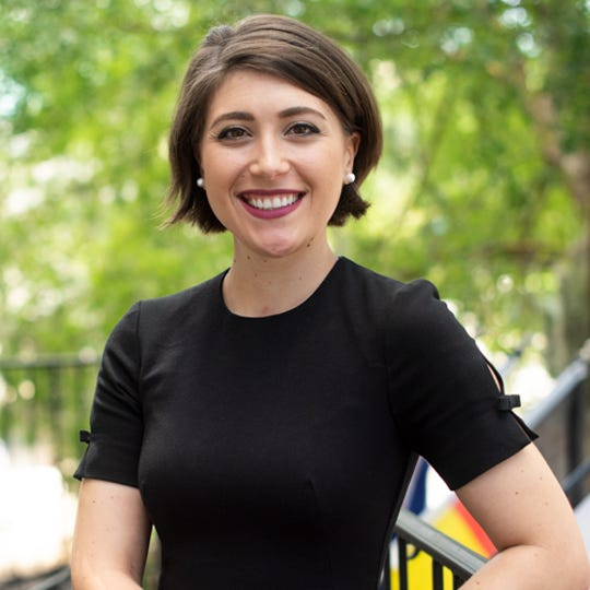 Elizabeth Emmanuel, a board member for the Downtown Improvement Authority and Leadership Tallahassee coordinator, is the front runner to be the Authority's next executive director.