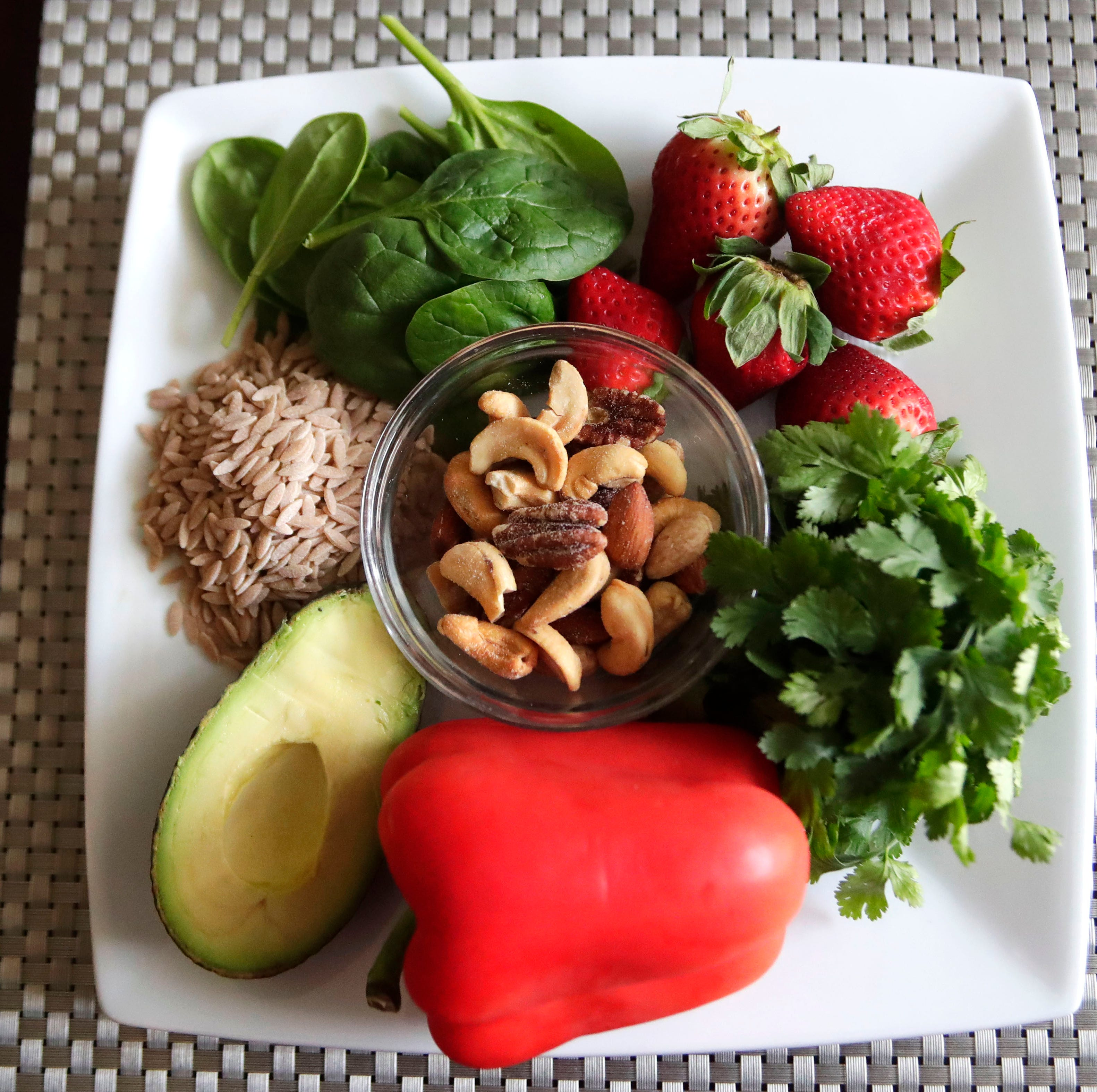 Eat more whole, plant-based food for a healthy heart