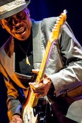 James Armstrong plays at 9 p.m. Saturday at Bradfordville Blues Club.