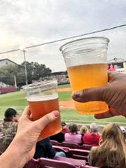 Lake Tribe Brewing's Red Cloud IPA and Beckster's Satsuma Wheat Ale are now being offered at Florida State Baseball home games this season.