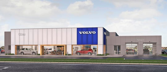 Giles Automotive, of Lafayette, La., is building a Volvo dealership at 6585 S. Desert Blvd., alongside Interstate 10, and near Artcraft Road, in far West El Paso.