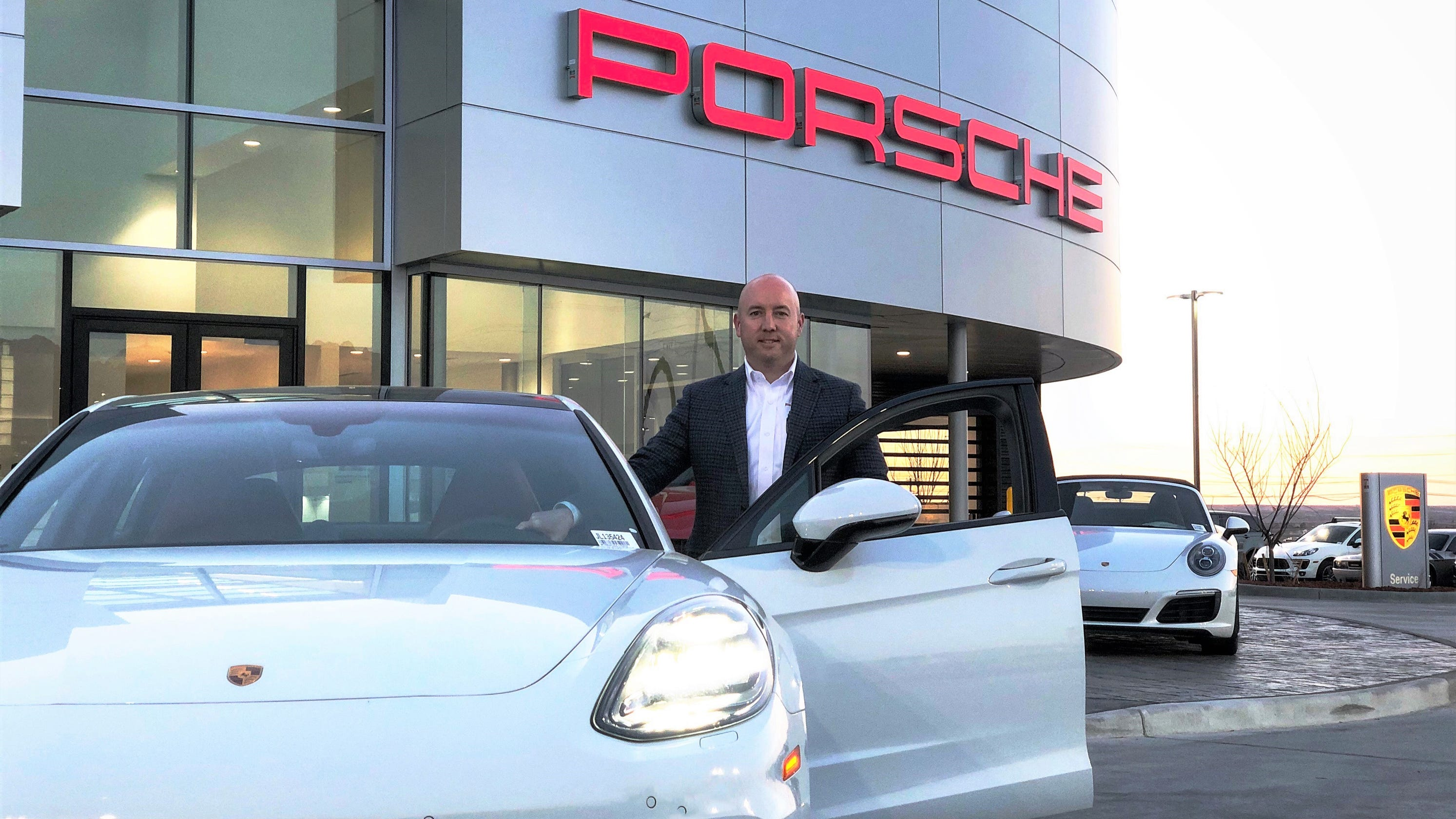 Porsche Dealership Opens In El Paso New Volvo On The Way