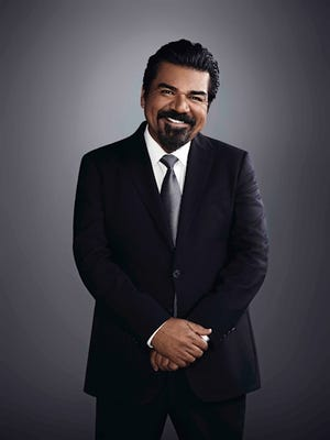 Comedian George Lopez will be in Las Cruces for a question-and-answer session, to receive an award and to talk about his career.