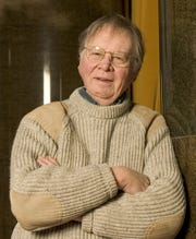 Wallace Broecker, a geochemist at the Lamont-Doherty Earth Observatory in 2008.