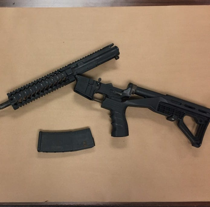 Dover man arrested for having AR-15 with bump stock