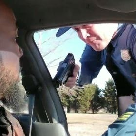 Discrepancy between court records and video of Delaware state trooper pulling gun on man