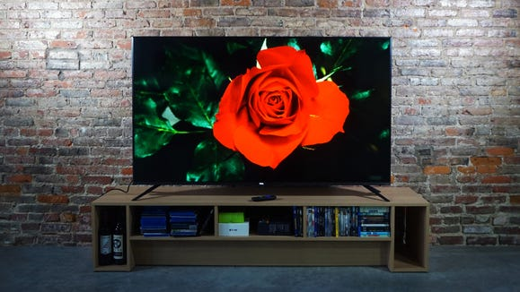 This 4K TV is amazing, especially for this sub-$1,000 price.