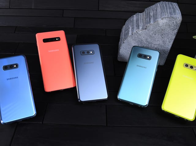 Galaxy S10: Samsung celebrates 10th anniversary with four new phones