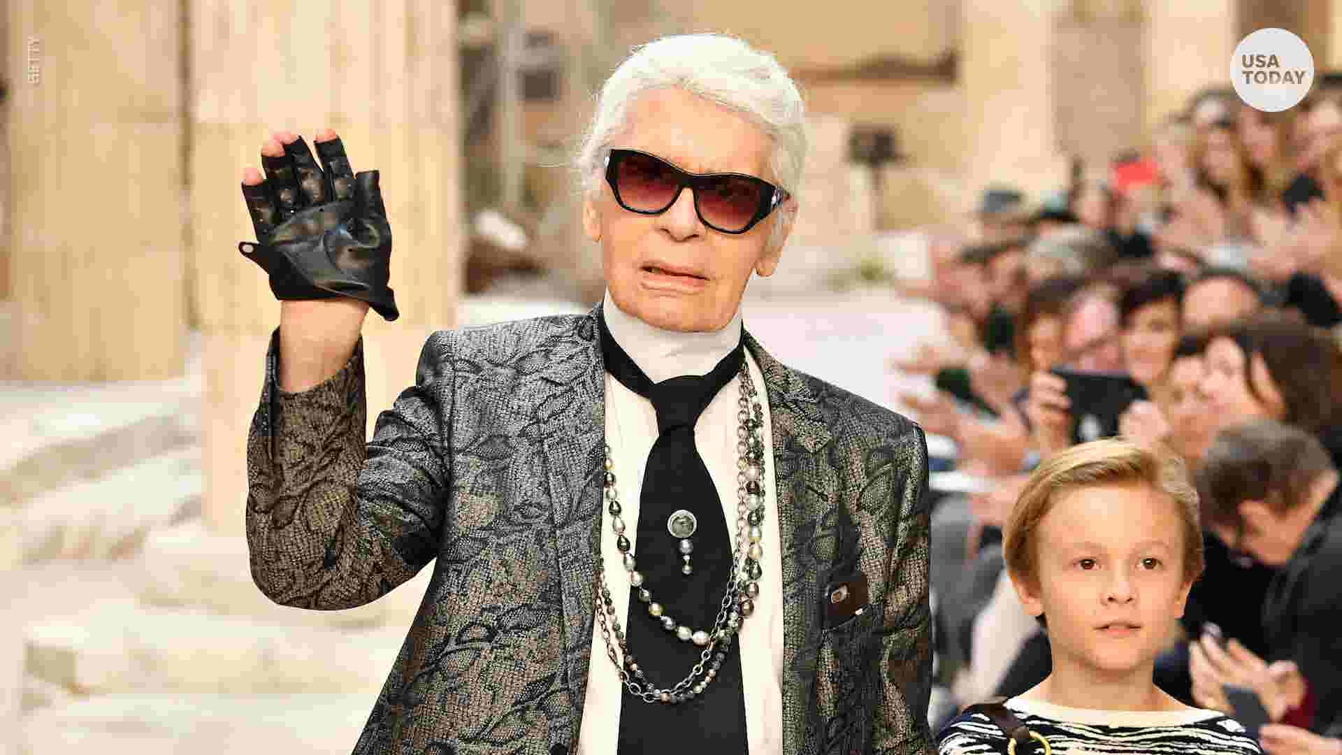 What Does A Clothing Designer Do | Karl Lagerfeld Chanel Creative Director Dead