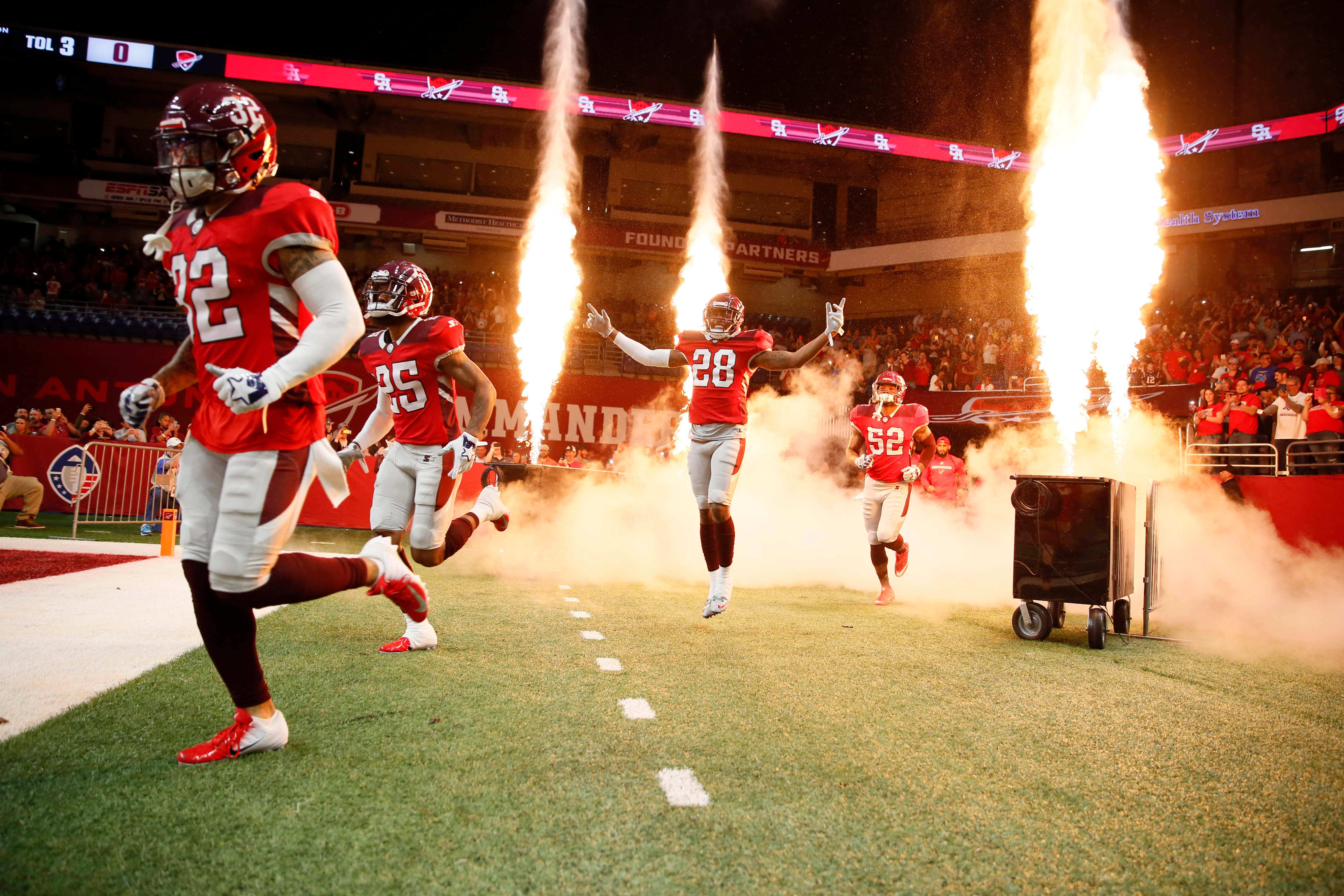 Opinion: No surprise that AAF already finds itself in trouble