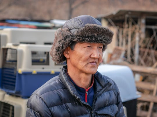 Lee Sang-gu has decided to shut down his dog farm in Hongseong, South Korea.