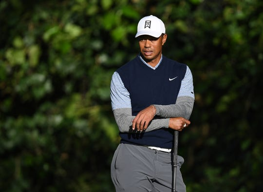 Tiger Woods will be playing at 7,800 feet at the WGC-Mexico Championship.